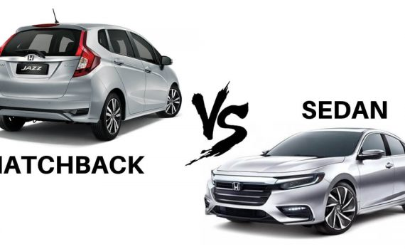 Honda Jazz Hatchback vs Honda City Sedan car