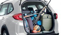 Honda BRV storage