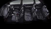 Honda BRV interior seats