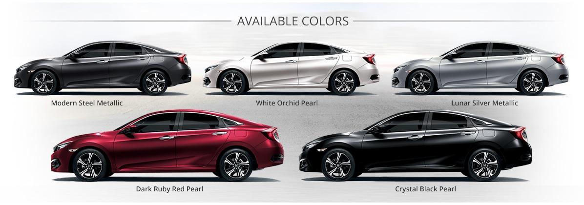 Honda Odyssey Colors >> Honda Civic Price Malaysia 2019 - Specs & Full Pricing | Formula Venture
