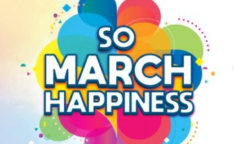 so march happiness