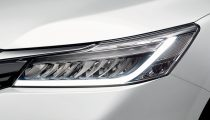 Honda Accord front light