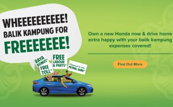 Honda - Balik Kampung