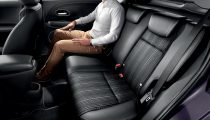 Honda HRV seat