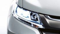 Honda Odyssey front light