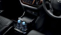 Honda Odyssey interior storage