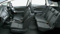 Honda Jazz seat