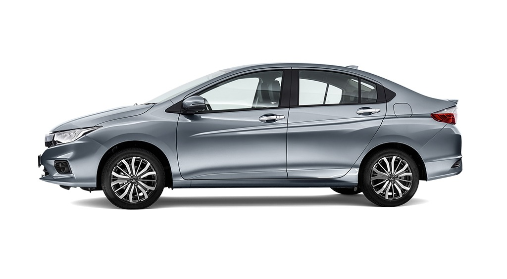 Honda City side view