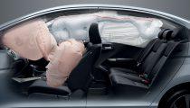 Honda City airbag